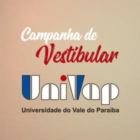 UNIVAP Vestibular 2017