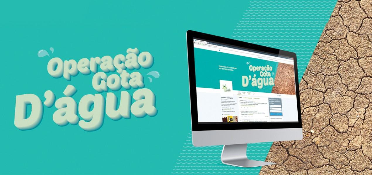 """""""Operação Gota d'Água"""""""
